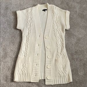 Express Short Sleeve Sweater